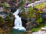 Red Rock Parkway (Red Rock Canyon Parkway) in Waterton Lakes National Park. List of Top Ten Things To Do In Waterton Lakes National Park Waterton Lakes National Park, National Parks, Things To Do, Rock, Outdoor, Things To Make, Outdoors, Locks, Rock Music