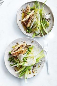 Three easy, delicious and healthy weeknight dinners to try: Donna Hay, one of Australia's favorite home cooks has launched a new book with a focus on healthier eating. Here she shares three of her recipes with Vogue Living.