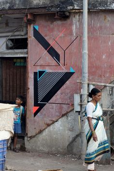 SEIKON http://www.widewalls.ch/artist/seikon/ #contemporary #art #graffiti #murals #painting #streetart #urbanart