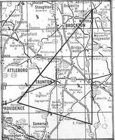 """Bennington Triangle"" is a phrase coined to denote an area of southwestern Vermont within which a number of persons went missing between 1920 and 1950. Precisely what area is encompassed in the triangle is not clear, but it's centered around Glastenbury Mountain and would include some or most of the area of the towns immediately surrounding it.  Native Americans regarded the area as ""cursed"" and avoided it and tell tales of hairy ""wild men"" and other strange beasts in the woods."