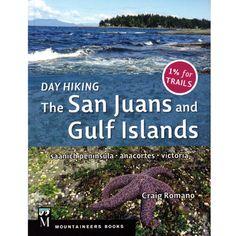 Day Hiking the San Juan and Gulf Islands
