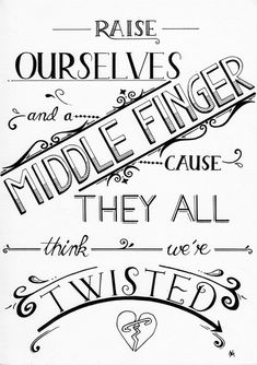 Veronica velasquez fifiandreina on pinterest 5sos lyrics safety pin raise ourselves and a middle finger cause malvernweather Images
