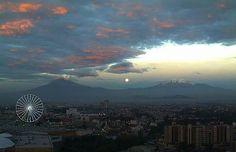 This is my beautiful city Puebla, Mexico. Webcams de Mexico (twitter).