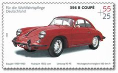 Stamp Germany 2003 MiNr2364 Porsche 356 B Coupé.jpg