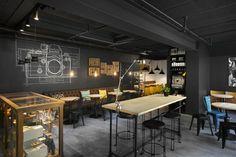 Zoom Hôtel à Bruxelles - Journal du Design