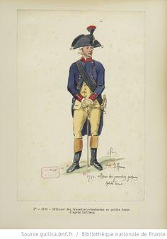 [Grenadiers-gendarmes, gendarmerie d'élite de la garde des consuls et de la garde impériale, 1793-1815 / Notes et aquarelles par E. Fort.] - 12