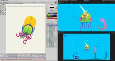 UNITY AND ANIME STUDIO PRO: THE MAKING OF MONSTER MINGLE