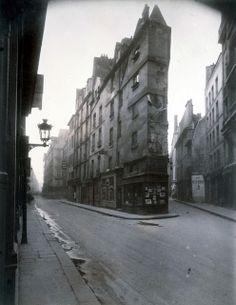 Eugene Atget, Paris