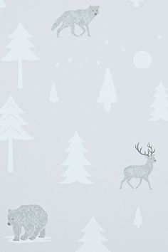 Children's Wallpaper - In To The Wild