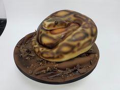 Birthday Cakes, Pancakes, Breakfast, Food, Morning Coffee, Birthday Cake, Eten, Meals, Donut Birthday Cakes