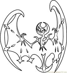 Image Result For Pokemon Solgaleo Coloring Pages Pokemon