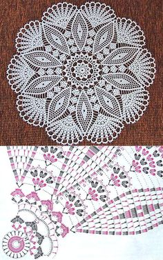 Most current Photographs Crochet Doilies uses Thoughts Çek dergisi YUVARLAK peçeteler. Free Crochet Doily Patterns, Crochet Doily Diagram, Crochet Mandala, Filet Crochet, Crochet Motif, Crochet Designs, Crochet Carpet, Crochet Home, Diy Crochet