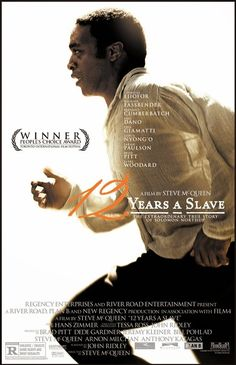 12 years a slave : Great Movie Posters