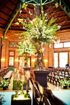 Photography: Amanda Hein Photography - amandahein.com Event Coordination: Bliss Weddings & Events - blissweddingsandevents.com Floral Design + Lighting: Ashland Addison Florist Company - ashaddflorist.com  Read More: http://www.stylemepretty.com/illinois-weddings/chicago/2012/04/11/cafe-brauer-wedding-by-amanda-hein-photography-bliss-weddings-and-events/