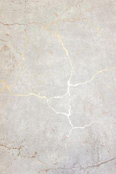 Vliestapete Kintsugi Optik beige grau rose gold metallic Wallpaper for the living room. Kintsugi, Rose Gold Marble Wallpaper, Beige Wallpaper, Wallpaper Ideas, Wallpaper Backgrounds, Rose Gold Metallic, White Gold, Tapete Gold, Tapete Beige
