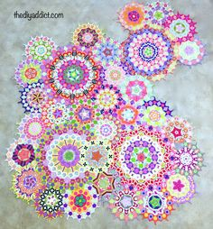 La Passacaglia and what to do with those funny little fillers pieces – The DIY…