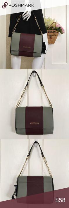 e684934b1df1 Armani Jeans Mini Bag Shoulder Bag • Armani Jeans Mini Bag  Shoulder Bag •