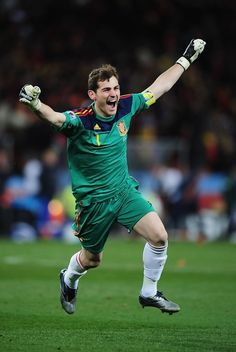 A true giant between the posts. Ikr Casillas is phenomenal