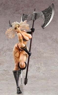 Dragon´s Crown Excellent Model PVC Statue 1/7 Amazon 22 cm ( Megahouse )