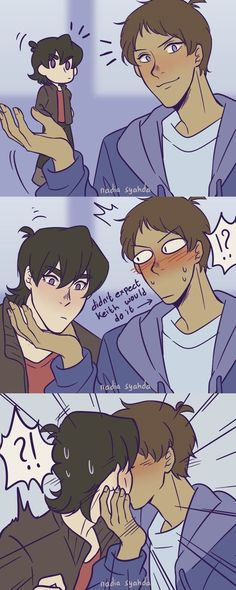 Read Klance from the story Yaoi pics! Who can say no to Klance like ugh so fucking gooood! Voltron Klance, Voltron Comics, Voltron Memes, Voltron Fanart, Form Voltron, Voltron Ships, Hunk Voltron, Power Rangers, Keith Lance