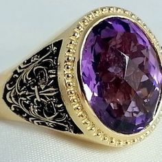 Men's Custom Ring by Kevin Feldmann