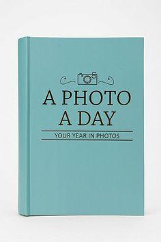 Photo a Day Photo Album