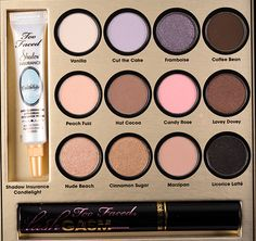 Too Faced Shadow Bon Bons Eyeshadow Palette @shanicels ✨ for more like this