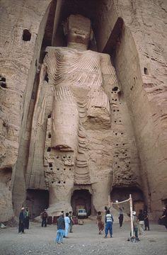 Buddhism   Steve McCurry - Bamiyan, Afghanistan
