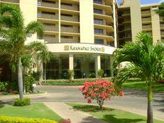 ka'anapali Shores Hotel from Ka'anapali shore Beach maui Hawaii from Maui Hawaii trip  taken by Kalyn Skelton