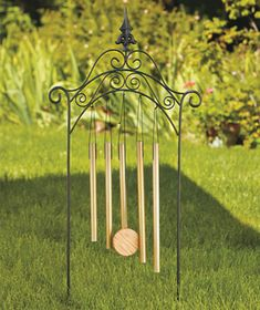 Standing Wind Chimes