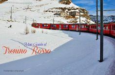 Trenino Rosso del Bernina: quali fermate scegliere lungo il percorso? come gestire i bagagli? come arrivare a Tirano? tornare in giornata oppure no?