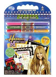 Blendy Pens Activity Book- Hannah Montana by GiddyUp. $5.96. Fuse 2 colors then fuse with a third. The color combinations are endless; Reveal hidden images and create crazy color blends!; We live in a world where colours blend  -  and now you can blend them too. Blendy Pens Activity Book- Hannah Montana  We live in a world where colours blend - and now you can blend them too!  Reveal hidden images and create crazy color blends!  For realistic backgrounds, for shading...