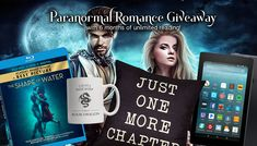 Paranormal Romance Prizes – #TheShapeOfWater #Kindle Fire & More! #Giveaway #PNR