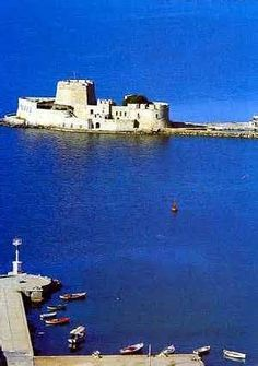 Nafplio  Greece- I have been there!