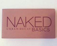 #Naked #Basics #Urban #Decay