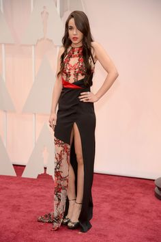 All The Looks From the 87th Annual Academy Awards  - ELLE.com