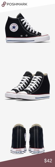 32 Best Converse Wedges images | Converse wedges, Me too