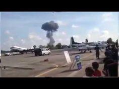 คลิปเครื่องบินตกวันเด็ก ขอแสดงความเสียใจกับครอบครัวผู้เสียชีวิต