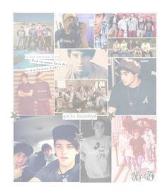 """Janoskians"" by andr3a-anon ❤ liked on Polyvore featuring art"