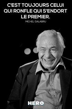 30 punchlines géniales de Michel Galabru
