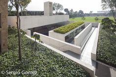 Capilla Santa Maria  Arch Felipe Gonzalez Pacheco
