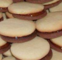 csoki, lekvár, liszt, szilveszter, vaníliás cukor Cukor, Cookies, Baking, Recipes, Food, Crack Crackers, Biscuits, Bakken, Recipies