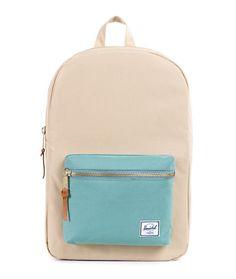 Herschel Supply Co. Settlement Khaki   Seafoam 20L Backpack  7d16039d993f3