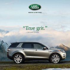 Jaguar Land Rover, Land Rovers, Landing