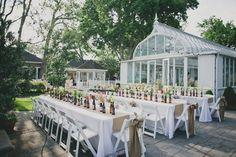 Gardens of Bammel Lane Wedding: Cira+Cameron