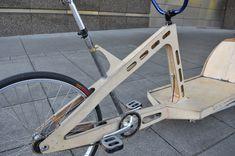 Plywood cargo bike-7 | by BikePortland.org