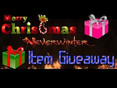 Neverwinter Christmas Item Giveaway - Win free items! (Xbox one only)