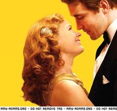 Amy Adams~ Lee Pace in Miss Pettigrew Lives for a Day Delysia: Is the offer still open? Nick: Get up! [Michael stands and nick knocks him back down with a punch to the nose] Delysia: Well, is it a yes or is it a no? Michael: What? Delysia: Well will you doggone marry me or will you doggone not? [he grins in delight, scrambles up, socks Nick square in the jaw, and pulls Delysia to her feet] Michael: Yes. God help me, yes! [they kiss fervently]