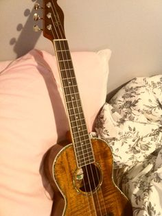 beautiful ukulele <3
