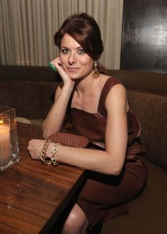 Debra Messing's Hot 100! list
